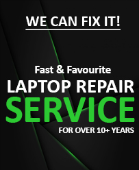 We Can repair Your Laptop